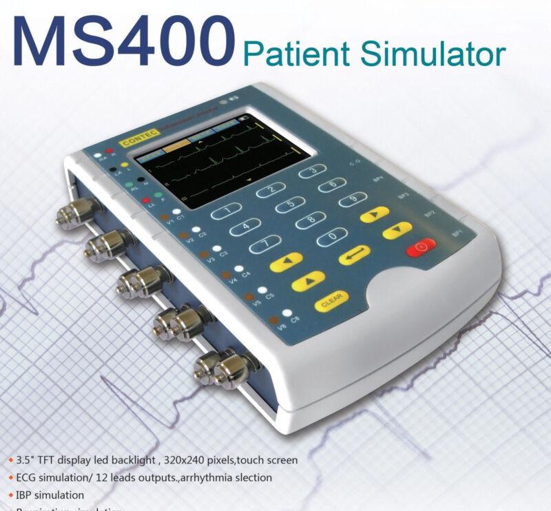 Contec MS400 Multi-parameter Patient Simulator,ECG Simulator