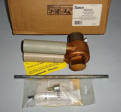 Tweco Rg-240 Roto Ground 9250-1124 800 Amp Rg240 Welder Rotary Device New