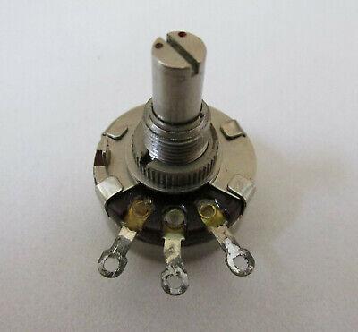 Vintage Noble Rv24yn 0.5k Ohm 5 - Linear - Potentiometer Variable Resistor