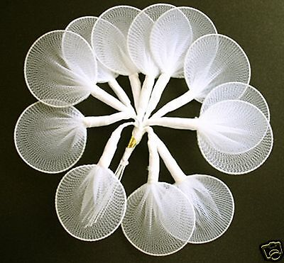 144 Almond Candy Flower Holders White Gold Or Silver Edge Wedding Party Favors (Silver Almonds)
