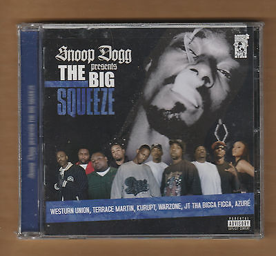 SNOOP DOGG cd