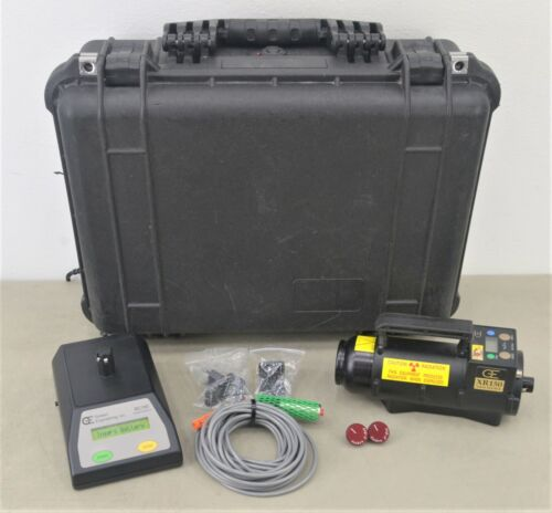 Golden Engineering XR150 Portable Pulsed X-Ray Generator Source w/ Case & Accs