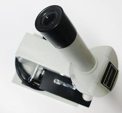 Lot Of 2 - Fisher Scientific Micromaster Ii Microscopes - Vshl - 3d