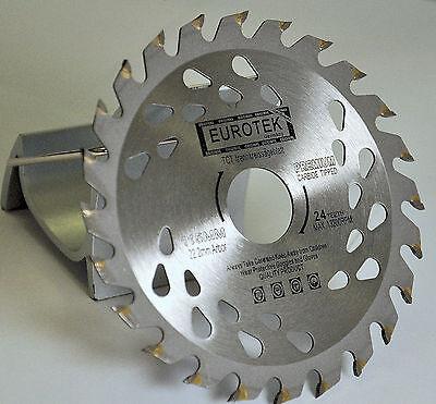 115mm Angle Grinder saw blade for wood 24 TCT Teeth