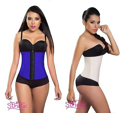 Best Waist Trainer For Women Fajas Colombianas Cinturilla 3-Hooks Corset (Best Waist Cincher Corset)