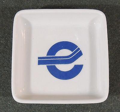 Richard Ginori Porcellana Ariston Italy Ashtray Coaster Dish Tip Tray