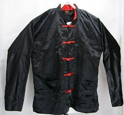 ProForce Gladiator Kung Fu Satin Uniform - red Button Size 5