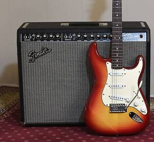 Fender Squier Vintage Modified VM Stratocaster Panorama Mitcham Area Preview