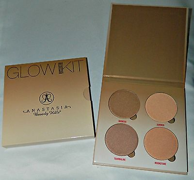 Anastasia Beverly Hills Glow Kit Sun Dipped Highlighting Contour Powder Palette