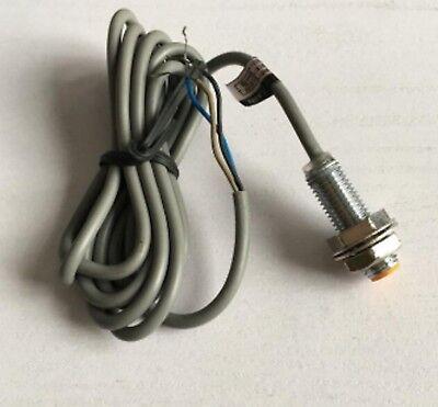 M8 PNP NC Hall Proximity Sensor Switch 6-36 Vdc NJK-5001B 8mm Barrel DC3-36