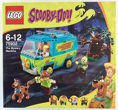 LEGO 75902 SCOOBY-DOO MYSTERY MACHINE NEW FACTORY SEALED LEGO Retired 2015
