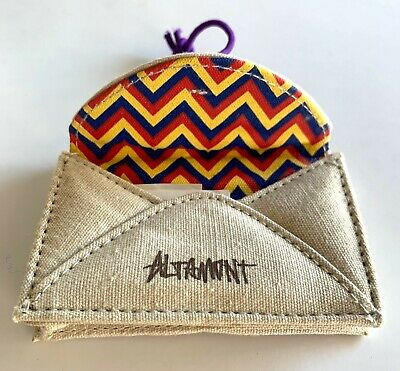 Altamontbusiness Card Holder Very Rare Pouch Skateboarding Cut From A Different