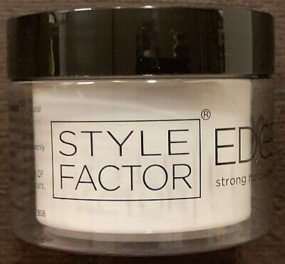 STYLE FACTOR EDGE BOOSTER Strong Hold Water-based Pomade Coconut Banana (Coconut Pomade)