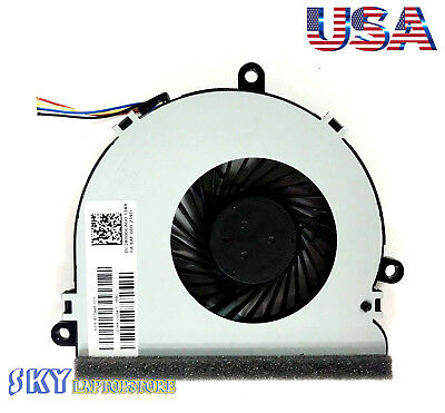 NEW FOR HP 15AC 15-AC020DS 15-ACXXX 15-AC SERIES CPU COOLING FAN 813946-001