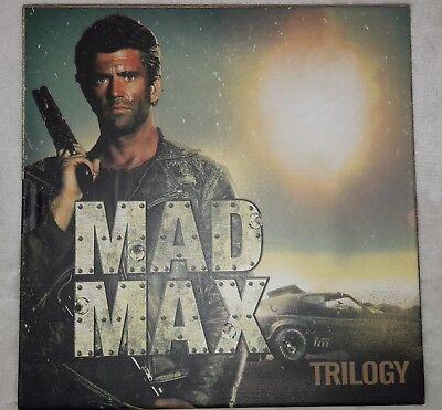 DVD  MAD MAX TRILOGIA (3DVD) + LIBRO comprar usado  Enviando para Brazil