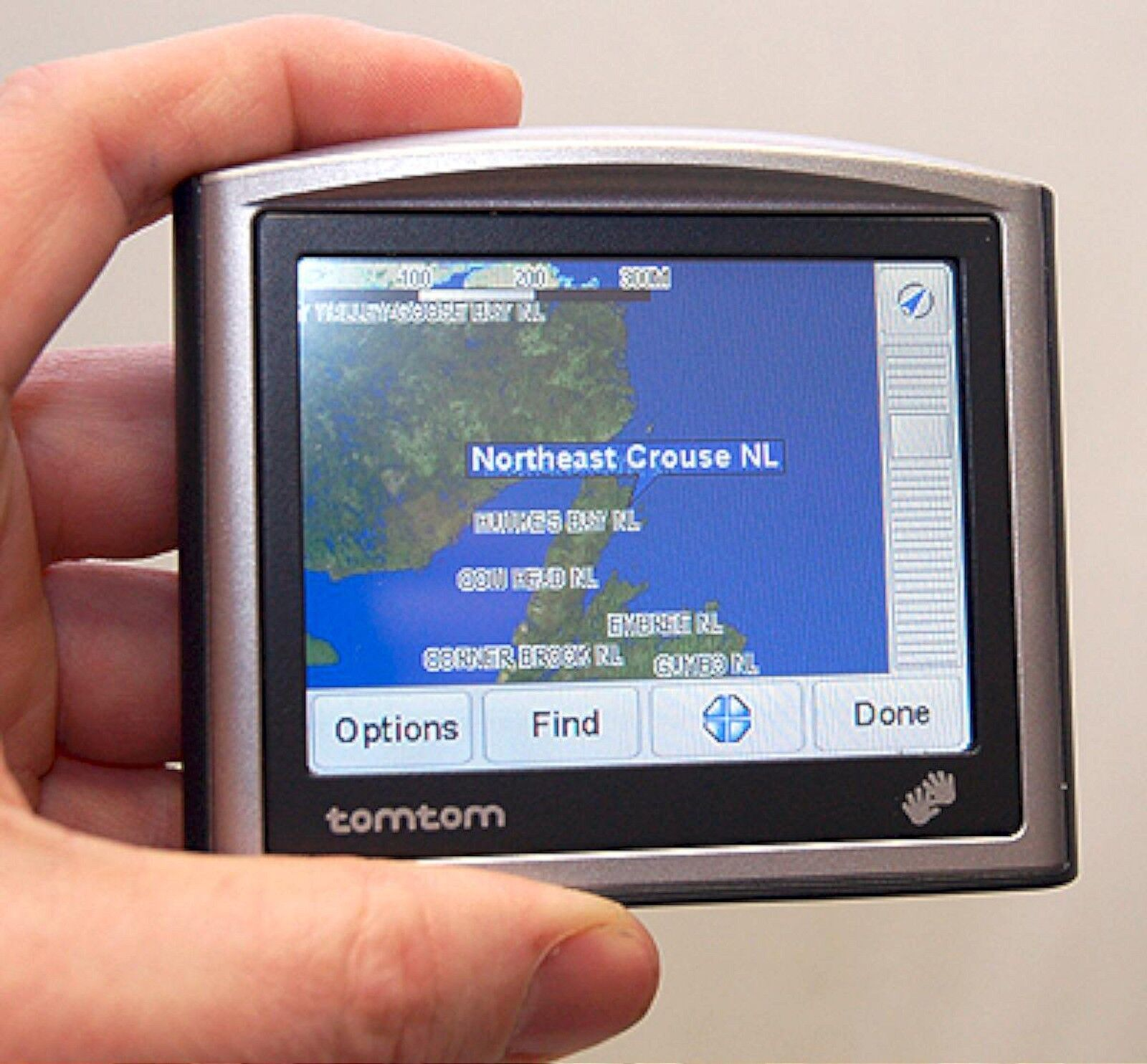 new tomtom one 2nd edition portable car gps set usa canada maps tom rh ebay com TomTom One N14644 GPS TomTom One N14644