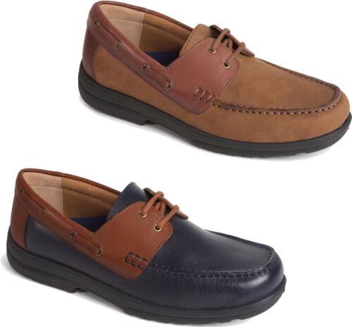 Padders DEVON Mens Leather Comfort