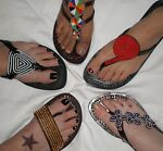 The African Handmade Maasai Fashion Sandals
