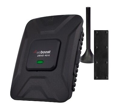 REFURBISHED weBoost Drive 4G-X LTE Car Cell Phone Signal Booster   470510