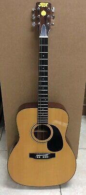 Aspen D 28 6 String Acoustic Guitar, Made In Japan