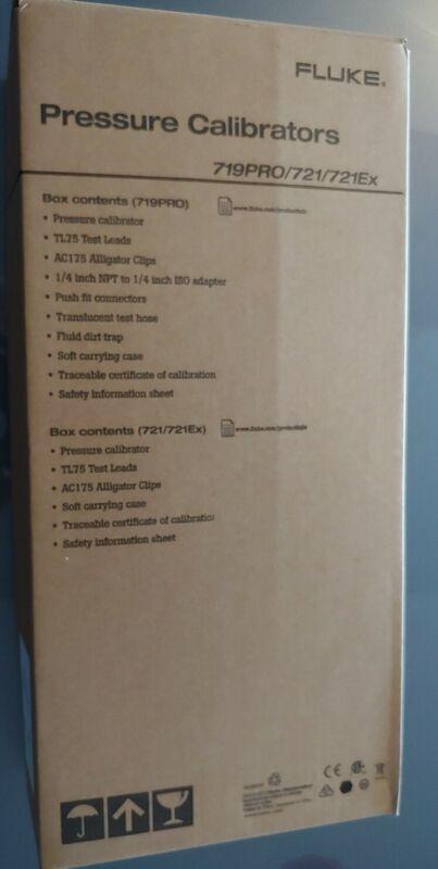 """Brand NEW"" Fluke 719Pro 300G Pressure Calibrator """
