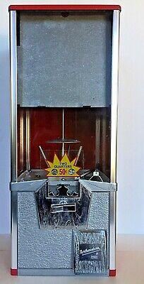 Capsule Vending Machine - Northwestern 2-inch Toy Capsules - 50 Vend