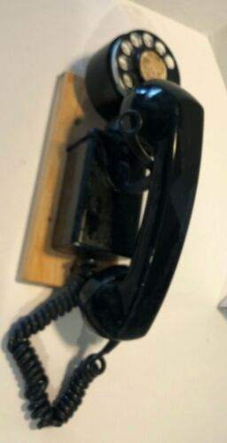 Vintage TELEPHONE Northern Telecom Wall Mounted Spacesaver Phone Volume Control
