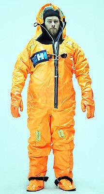 Survival Suit / Überlebensanzug / Helly Hansen E-305 / IMO 83 / SOLAS 74 / SeeBG