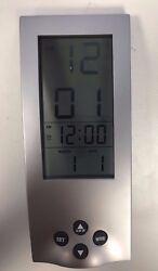 Digital LCD Display Travel Alarm Clock