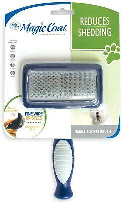Four Paws Magia Abrigo Reduce Descamado Mascota Pequeño wire Carda Confort Mango