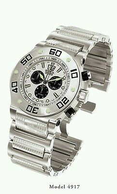 Invicta 50MM/4913-4917-4918-SPEEDWAY CHRONO/Choose 1(  3 Models Only 1 On Ebay)