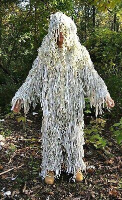 Camosystem Premuin Winter Ghillie Suit Camo Systems Suit