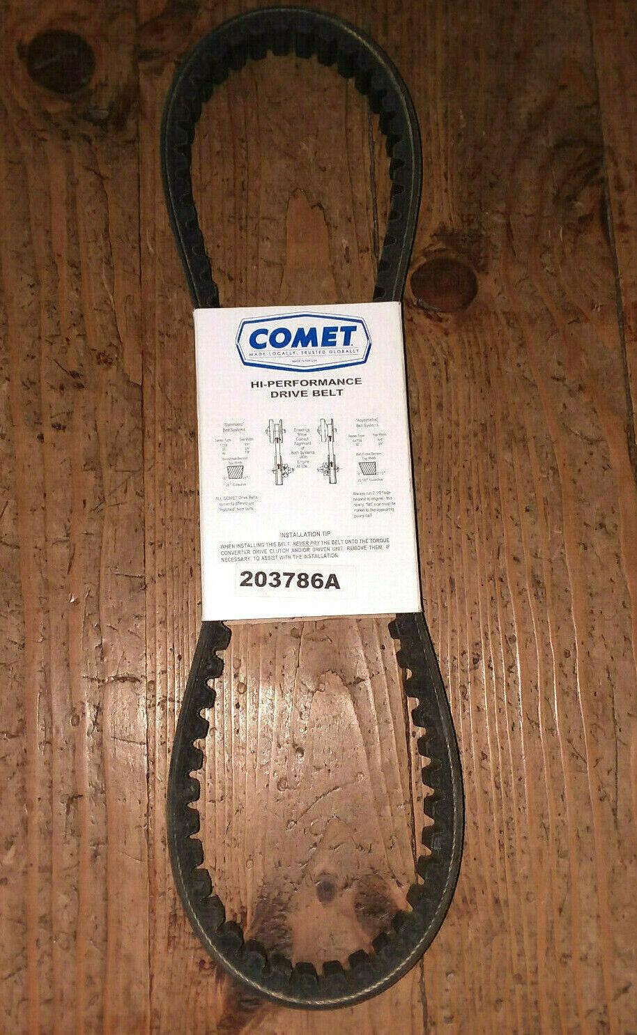 203786A Comet Torque Converter Belt