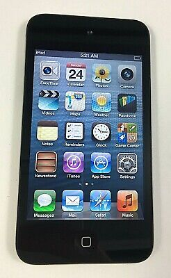 Apple iPod Touch 4th Generation-Black-32 GB Very Nice Condition 90 DAY WARRANTY