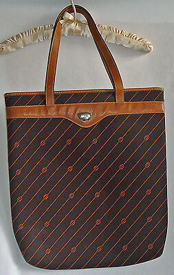 Gucci 1980s tote bag, excellent condition, rarely used, great for laptop, tablet for sale  Canada