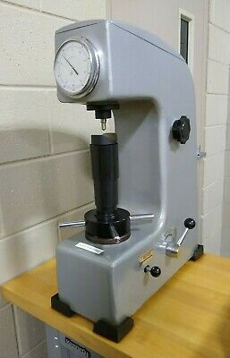 Rockwell Hardness Tester - Phase Ii Brand Excelent Condition