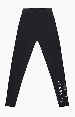 Il Sarto Black Leggings Size Large Brand New