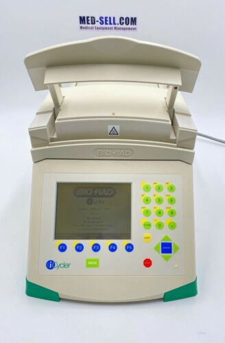 Bio-Rad iCycler PCR Thermal Cycler 60-Well Reaction Module