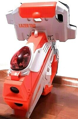 Hasbro NERF LAZER TAG Blaster Gun Live-Action Virtual Gaming iPhone Compatible