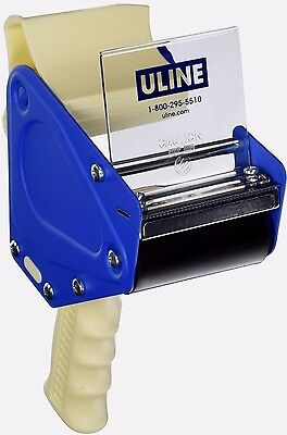 Uline H-596 - Industrial Side Loader Tape Dispenser - 3 Inch Wide Tape
