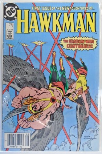 *Hawkman V2 (1986) #1-17 (of 17), Special 1 (18 books)
