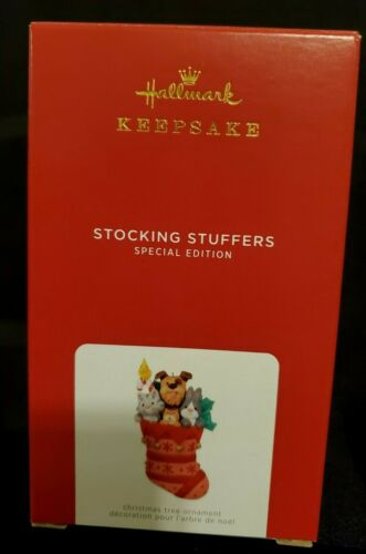 Hallmark 2021 STOCKING STUFFERS Special Edition Boxed New Ornament Repaint