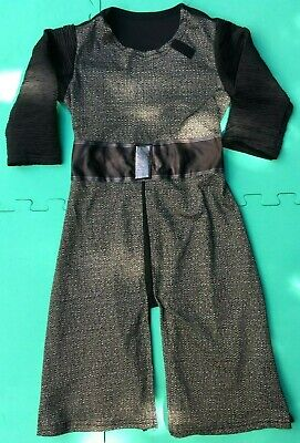 KIDS STAR WARS COSTUME WITH MASK - KYLO REN - AGE 5-6