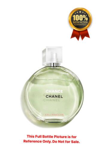 CHANEL CHANCE EAU FRAICHE EDT 6mL Spray Bottle Sample Women Perfume Travel Size