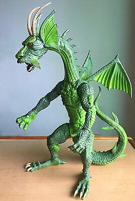 Super Hero Marvel Fin Fang Foom BAF Complete Rare Action Figure Loose