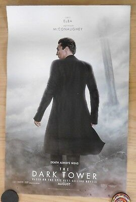 The Dark Tower Matthew Mcconaughey 11X17 Poster