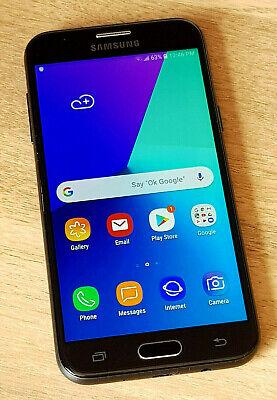 Samsung Galaxy J3 Prime 2017 16GB BLACK SM-J327W (Unlocked) in great condition