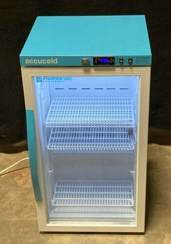 Accucold 2019 Pharma-Vac Series Medical Refrigerator / ARG3PV/ARG3ML / Works!