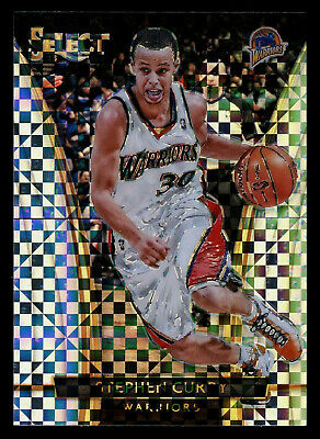 2015-16 Select Silver Prizm #293 Stephen Curry SP WARRIORS
