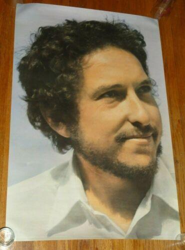 """BOB DYLAN 1970 VINTAGE Original Poster NASHVILLE SKYLINE New Morning 25""""x38"""""""